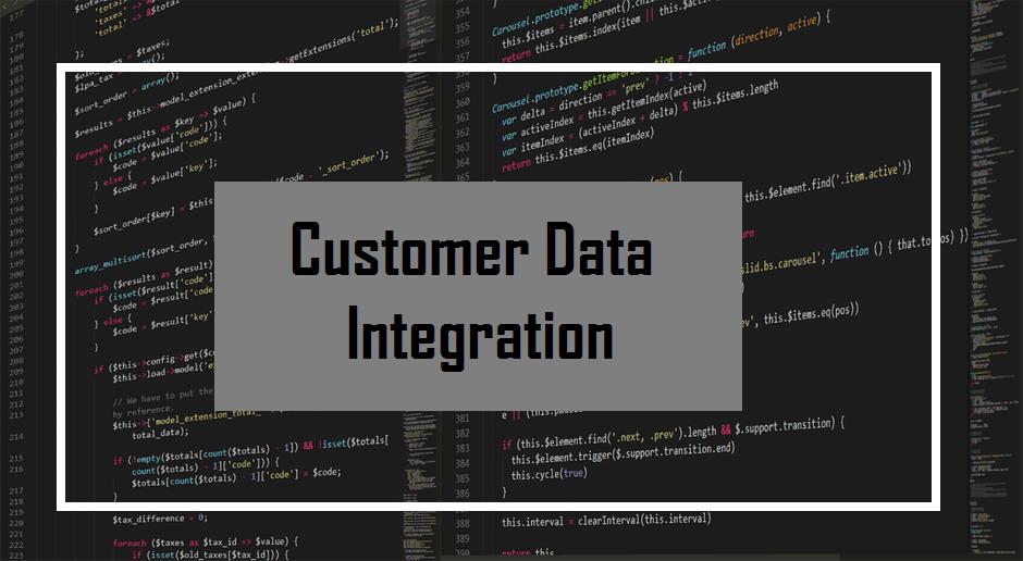 Oracle Fusion Financials - Customer Data Integration-erptree