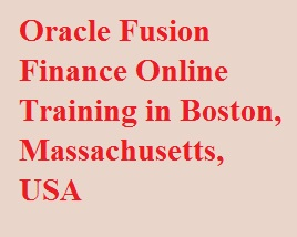 Oracle Fusion Finance Online Training in Boston, Massachusetts, USA Course image
