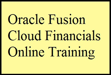 course Image of Oracle Fusion Cloud Financials Online Training in Boston, Massachusetts, USA