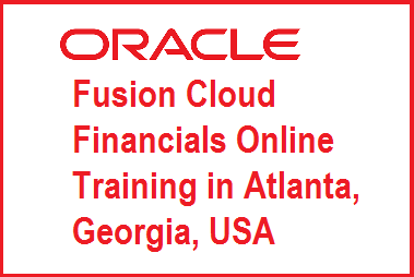 course Image of Oracle Fusion Cloud Financials Online Training in Atlanta, Georgia, USA
