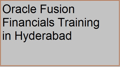 course Image of Oracle Fusion Financials Training in Hyderabad