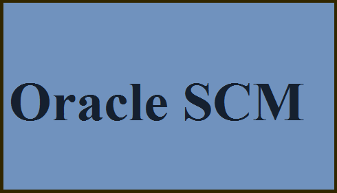 course Image of Oracle R12 SCM Training