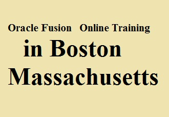 Oracle Fusion Online Training in Boston, Massachusetts, USA Course image