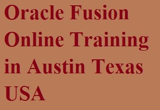 course Image of Oracle Fusion Online Training in Austin, Texas, USA