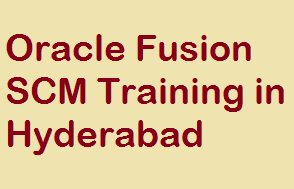 course Image of Oracle Fusion SCM Training in Hyderabad
