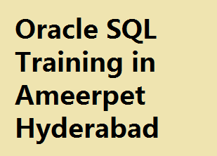course Image of Oracle SQL Training in Ameerpet at Hyderabad