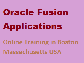 Oracle Fusion Applications Online Training in Boston, Massachusetts, USA Course image