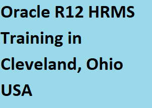 Oracle R12 HRMS Training in Cleveland, Ohio USA Course image