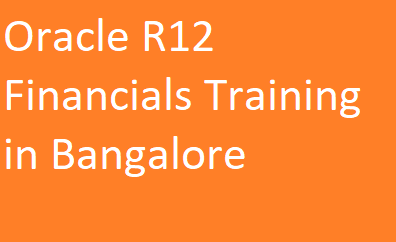 course Image of Oracle R12 Financials Training in Bangalore