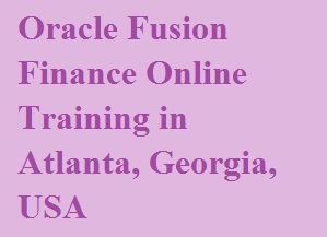 course Image of Oracle Fusion Finance Online Training in Atlanta, Georgia, USA
