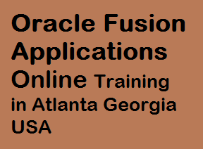 Oracle Fusion Applications Online Training in Atlanta, Georgia, USA Course image