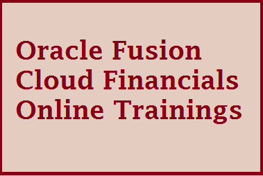 course Image of Oracle Fusion Cloud Financials Online Training in San Francisco Bay Area, California, USA