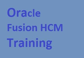 Oracle Fusion HCM Training Course image