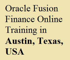 course Image of Oracle Fusion Finance Online Training in Austin, Texas, USA