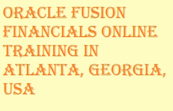 course Image of Oracle Fusion Financials Online Training in Atlanta, Georgia, USA