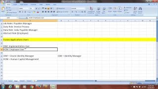 Image of Oracle Fusion Financials Online Training - User Creation  Video