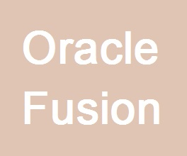 Oracle Fusion Image